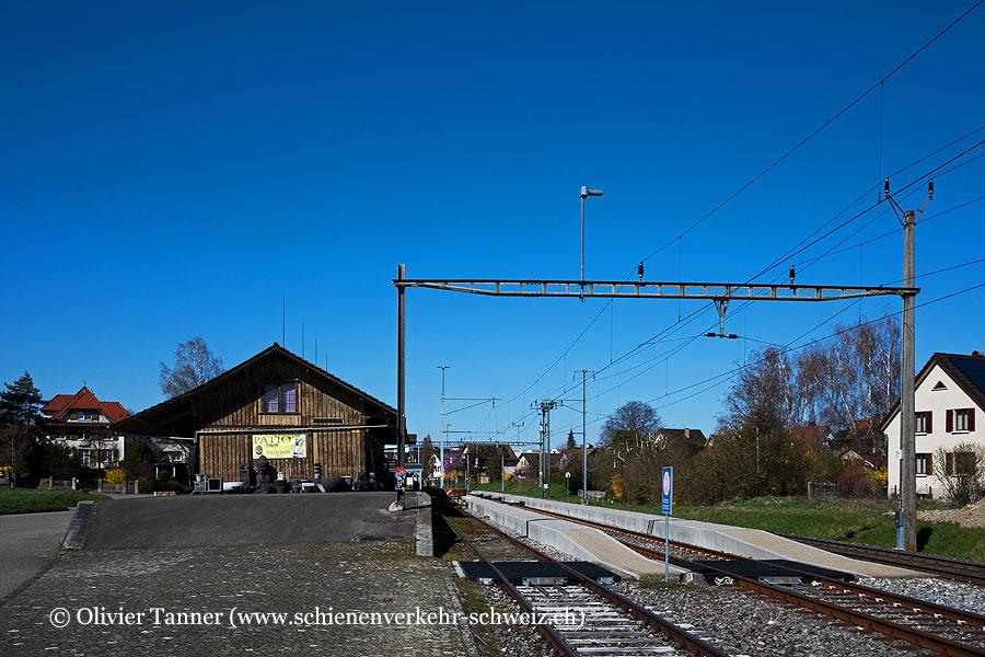 """Bahnhof """"Ermatingen"""""""