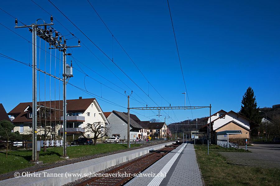 """Bahnhof """"Eschenz"""""""