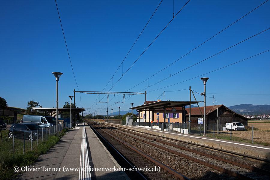 """Bahnhof """"Essert-Pittet"""""""