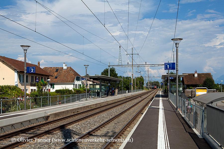 """Bahnhof """"Etoy"""""""