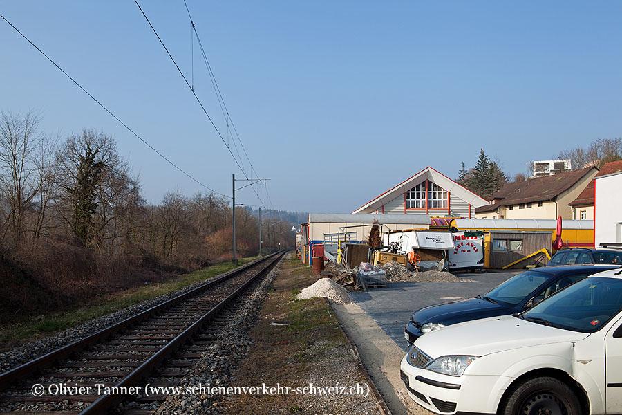 """Bahnhof """"Etzgen"""""""