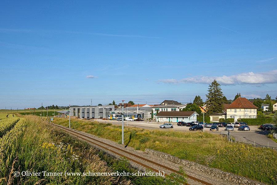 """Bahnhof """"Etziken"""""""