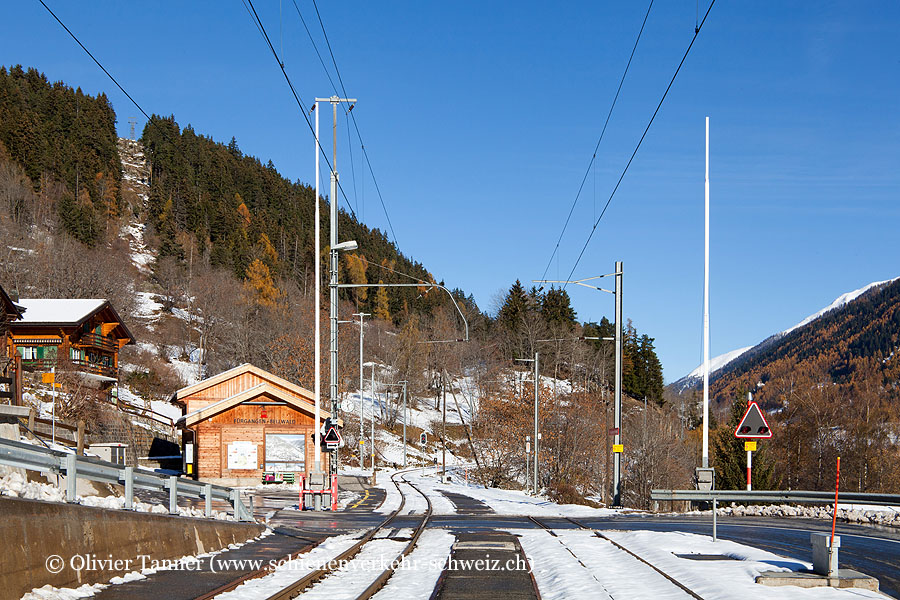 "Bahnhof ""Fürgangen-Bellwald Talstation"""