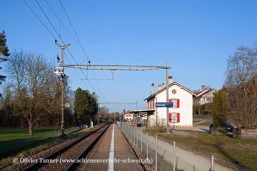 "Bahnhof ""Faoug"""