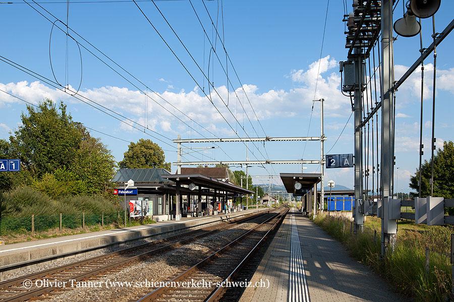 "Bahnhof ""Fehraltorf"""