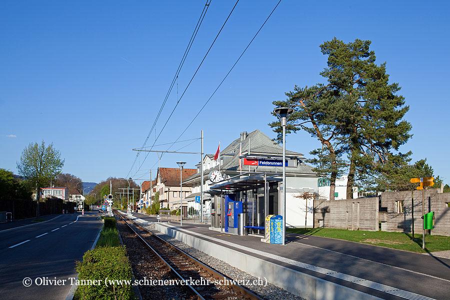 """Bahnhof """"Feldbrunnen"""""""