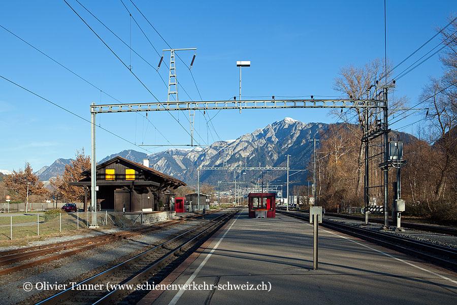 """Bahnhof """"Felsberg"""""""