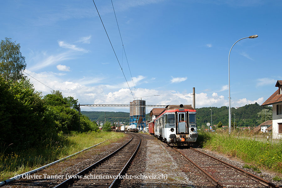 "Bahnhof ""Felsenau AG"""