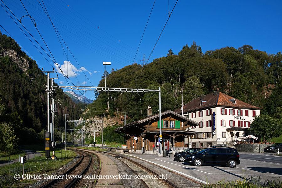 "Bahnhof ""Fideris"""