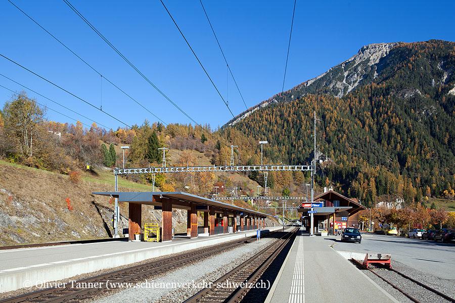 """Bahnhof """"Filisur"""""""