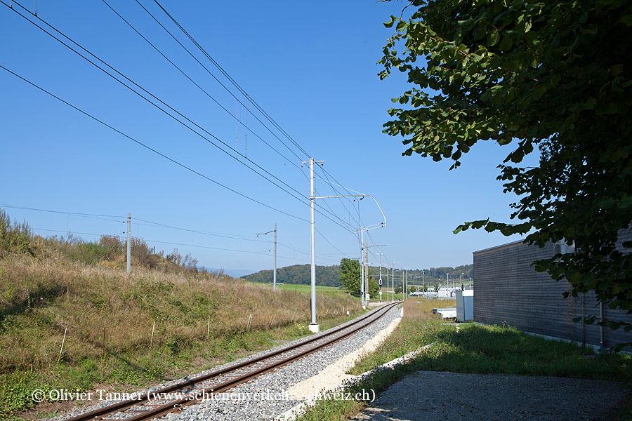 """Bahnhof """"Finsterhennen"""""""