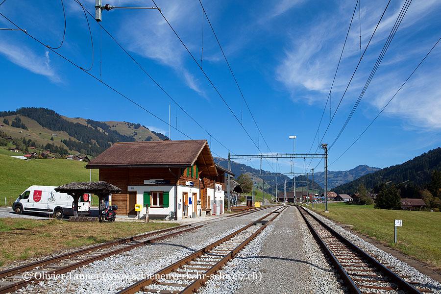 "Bahnhof ""Flendruz"""
