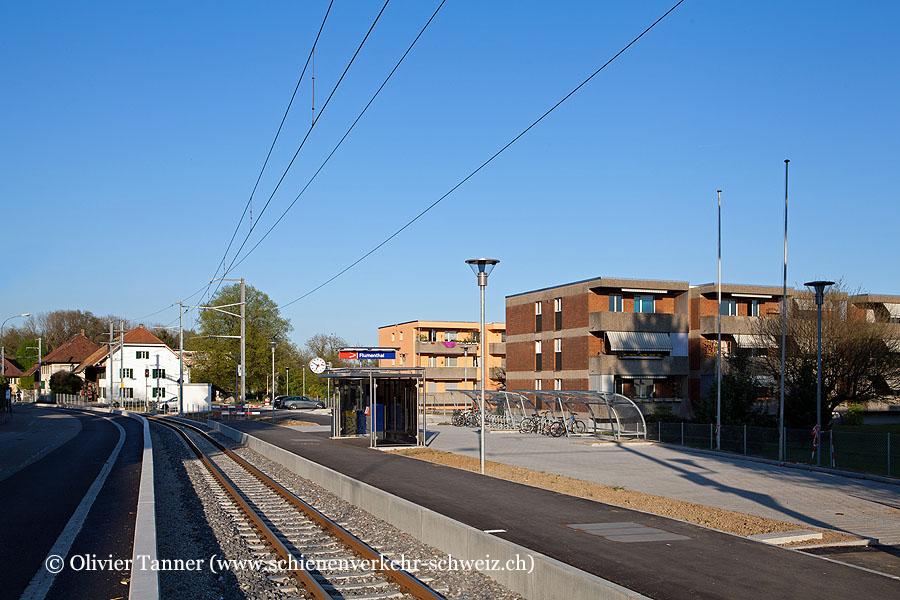 "Bahnhof ""Flumenthal"""