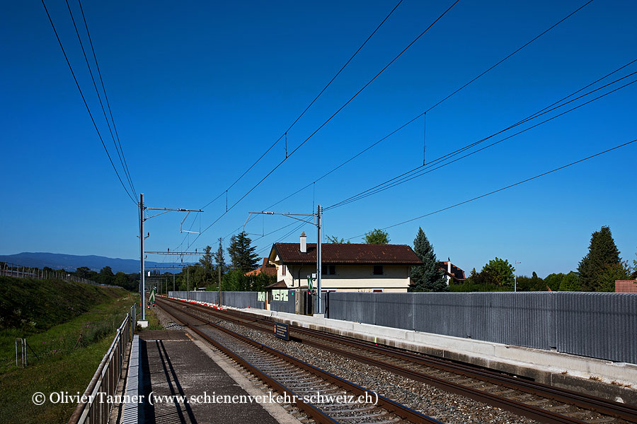 "Bahnhof ""Founex"""