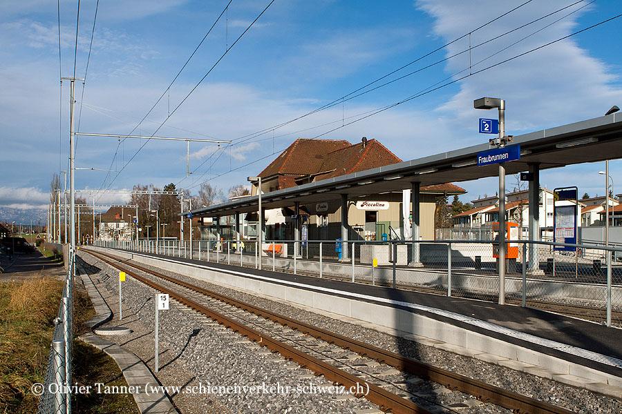 "Bahnhof ""Fraubrunnen"""