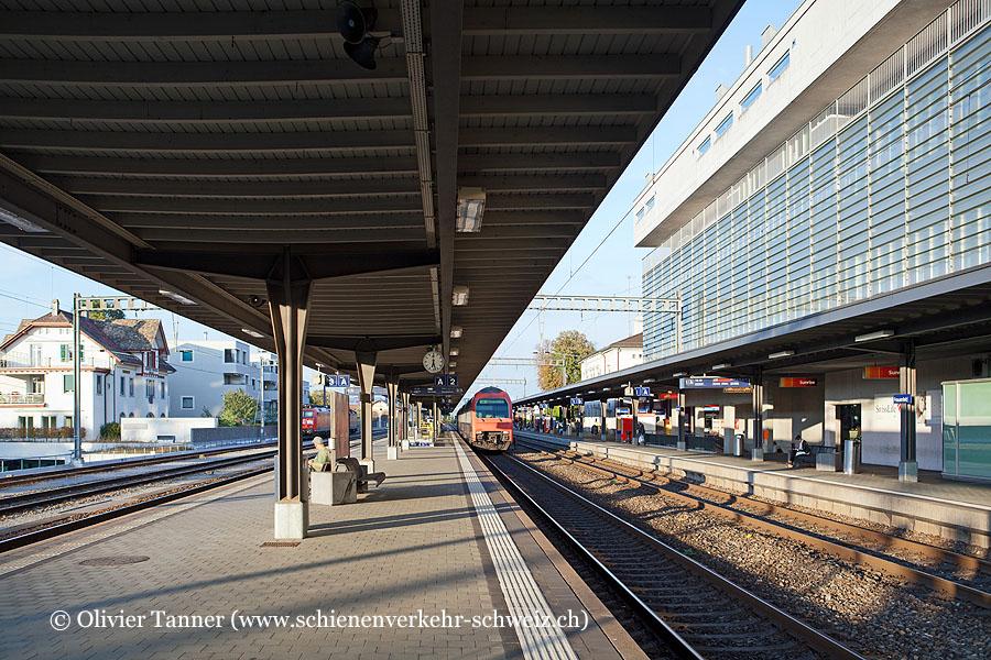 """Bahnhof """"Frauenfeld"""""""