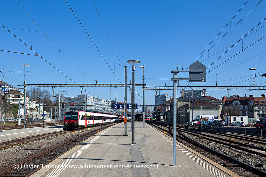 "Bahnhof ""Fribourg"""