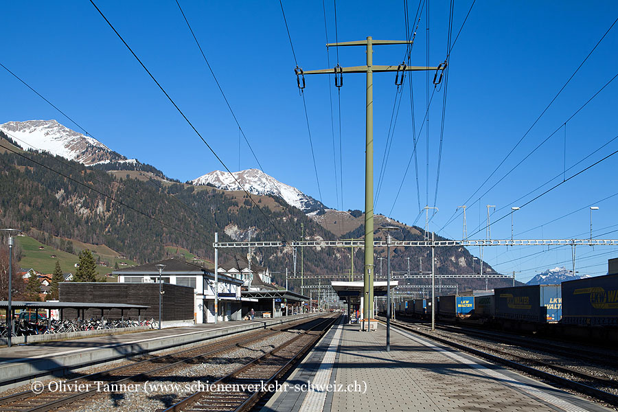 "Bahnhof ""Frutigen"""