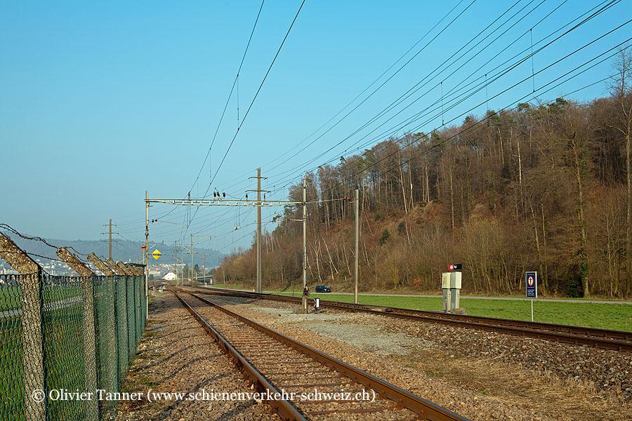 """Bahnhof """"Full"""""""