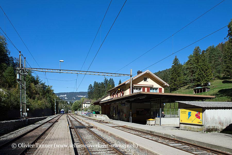 "Bahnhof ""Gänsbrunnen"""