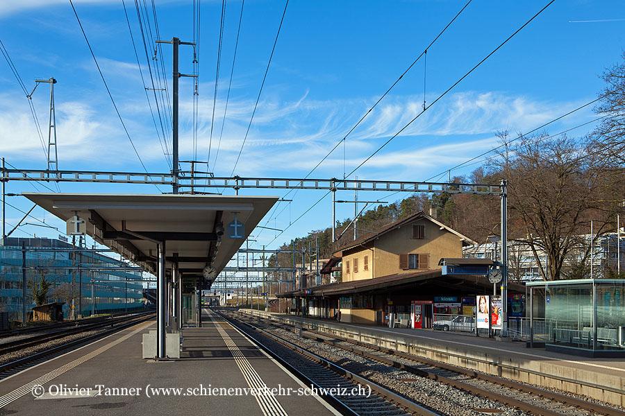 "Bahnhof ""Gümligen"""