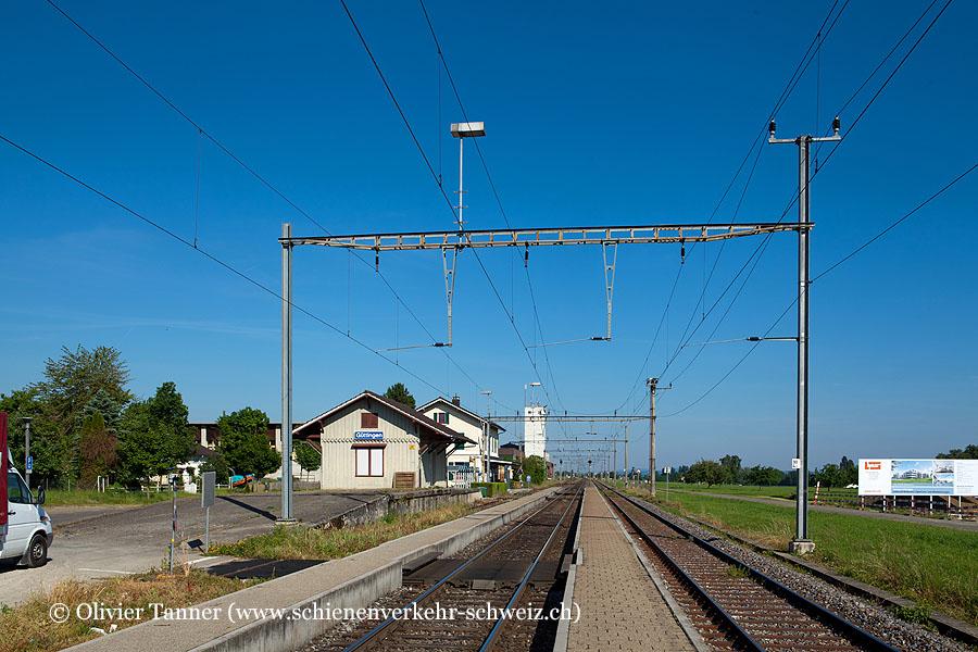 "Bahnhof ""Güttingen"""