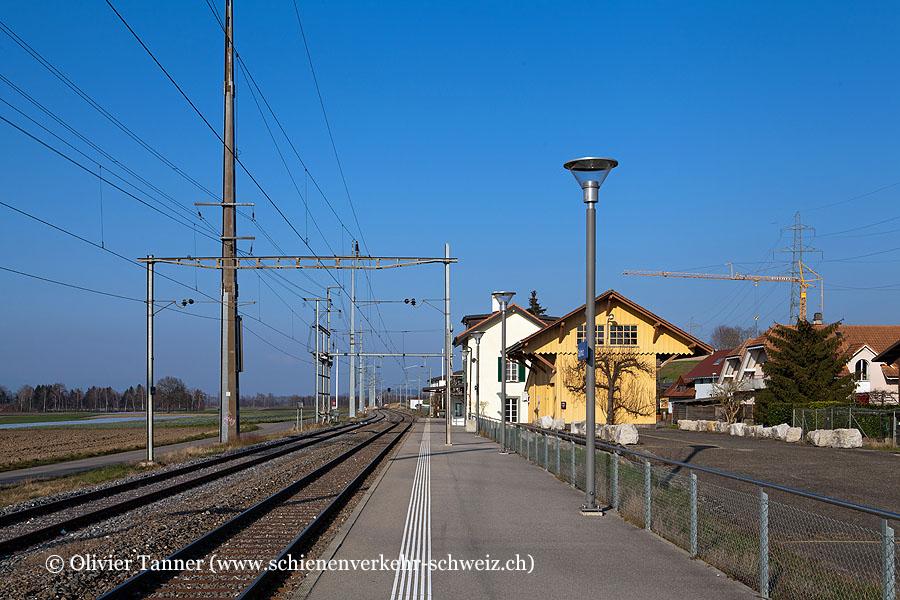 "Bahnhof ""Galmiz"""