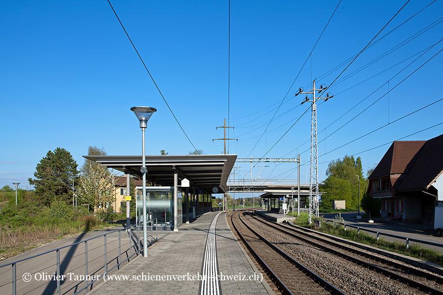 "Bahnhof ""Gampelen"""