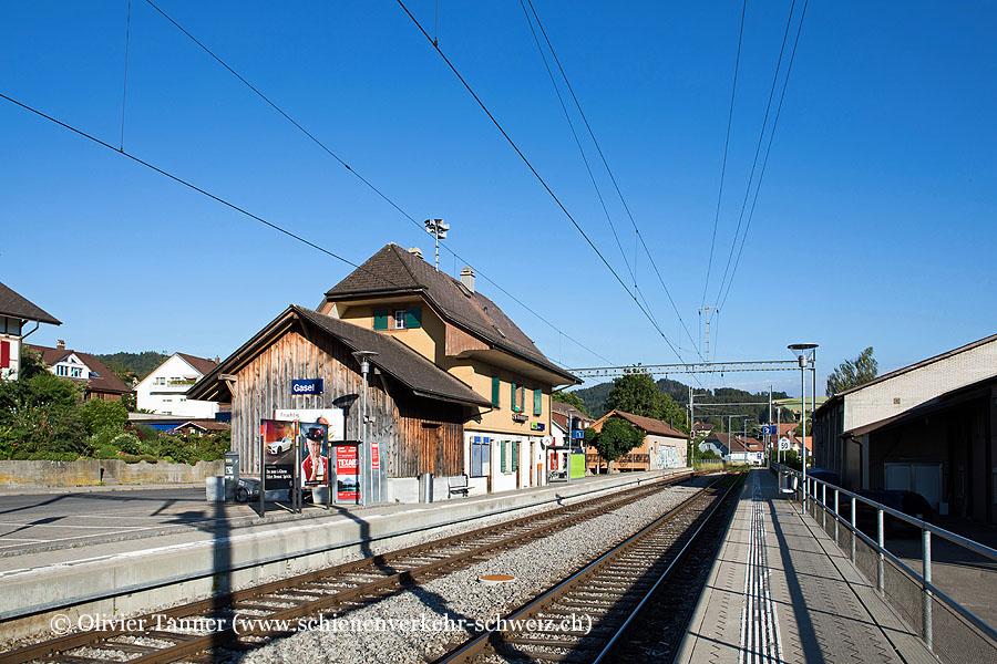 "Bahnhof ""Gasel"""