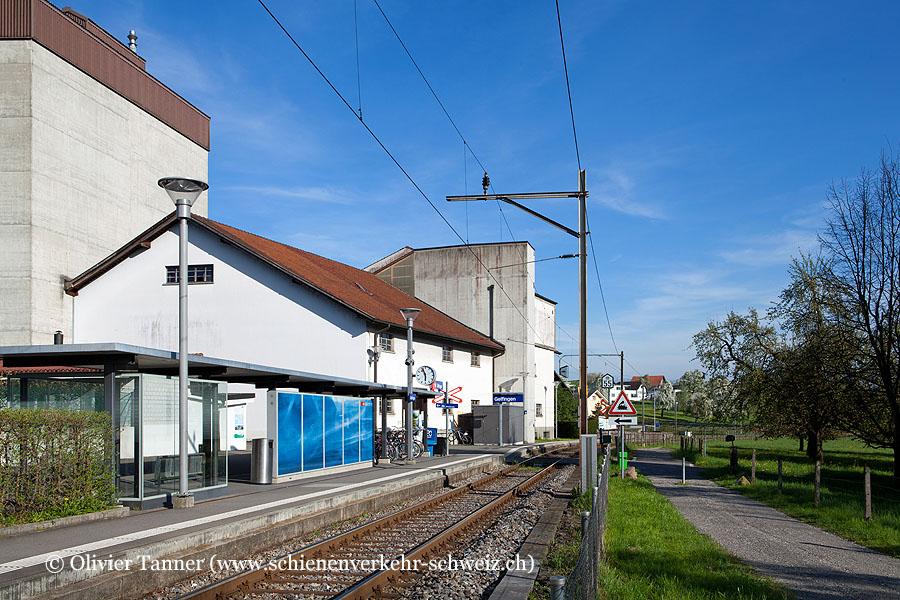 """Bahnhof """"Gelfingen"""""""