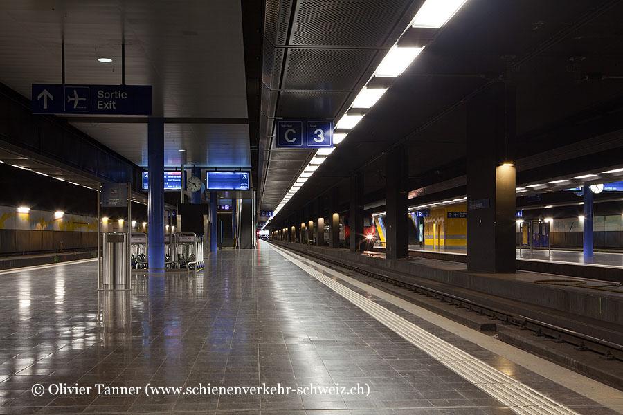 """Bahnhof """"Genève-Aéroport"""""""