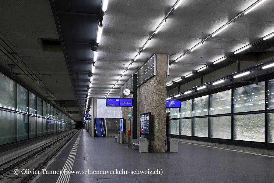 """Bahnhof """"Genève-Eaux-Vives"""""""