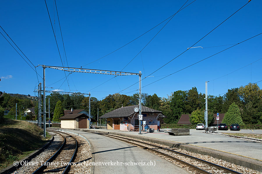 "Bahnhof ""Genolier"""