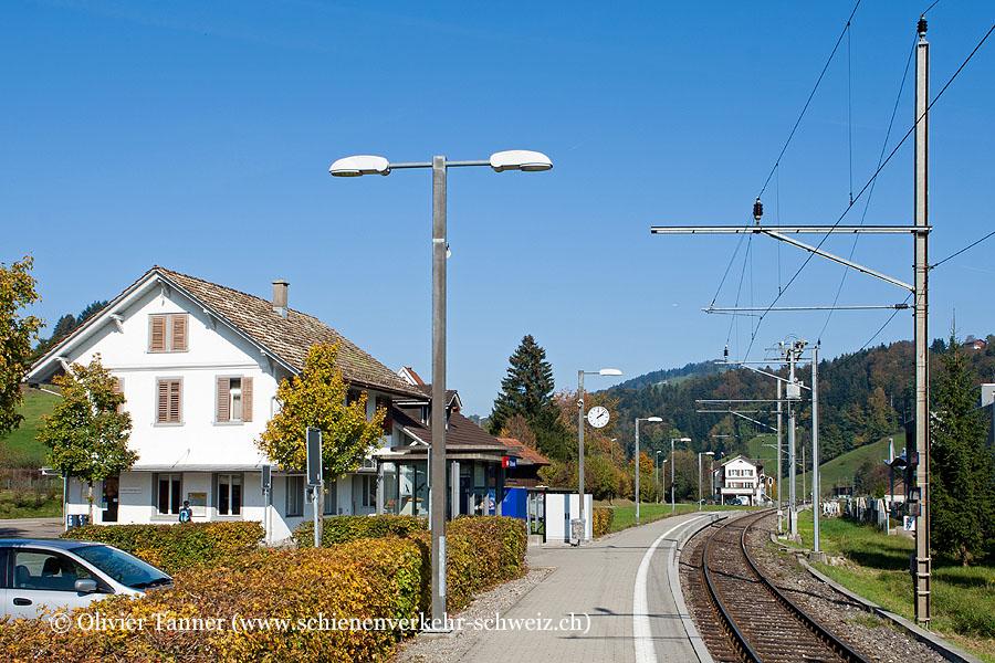 "Bahnhof ""Gibswil"""