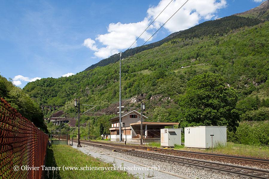 "Bahnhof ""Giornico 2"""