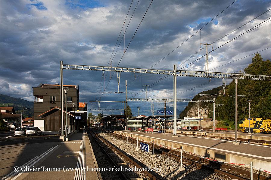 "Bahnhof ""Giswil"""
