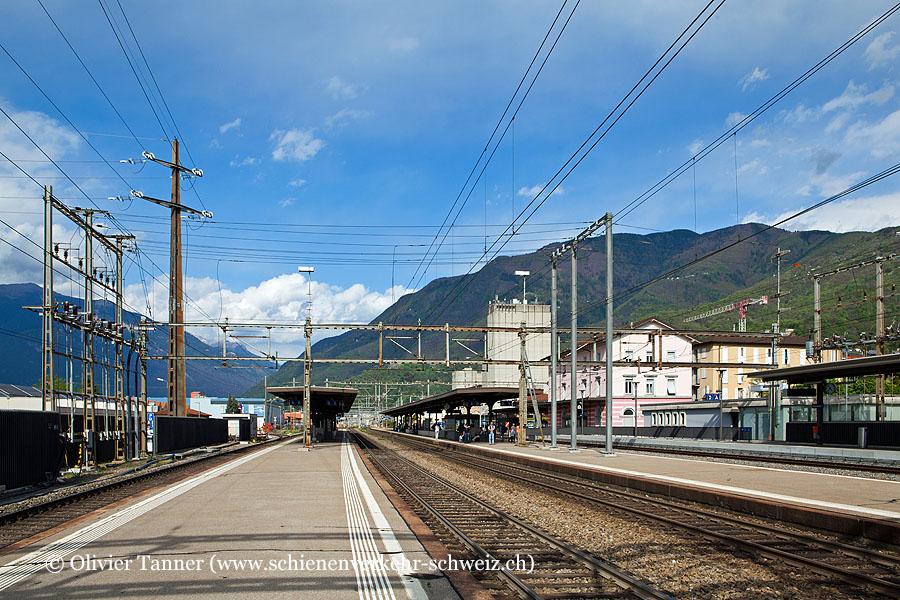 "Bahnhof ""Giubiasco"""