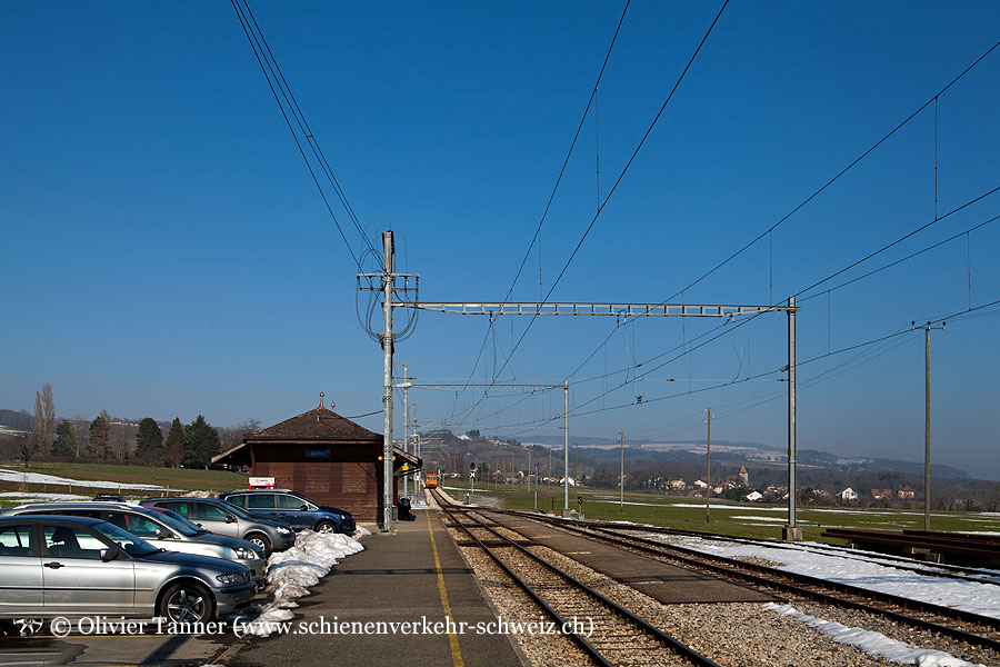 "Bahnhof ""Givrins"""