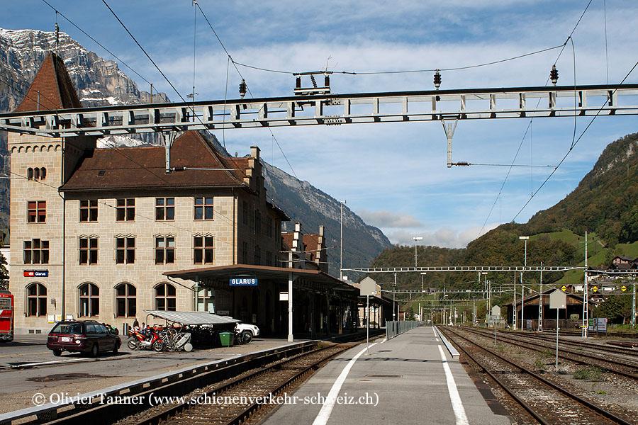 "Bahnhof ""Glarus"""