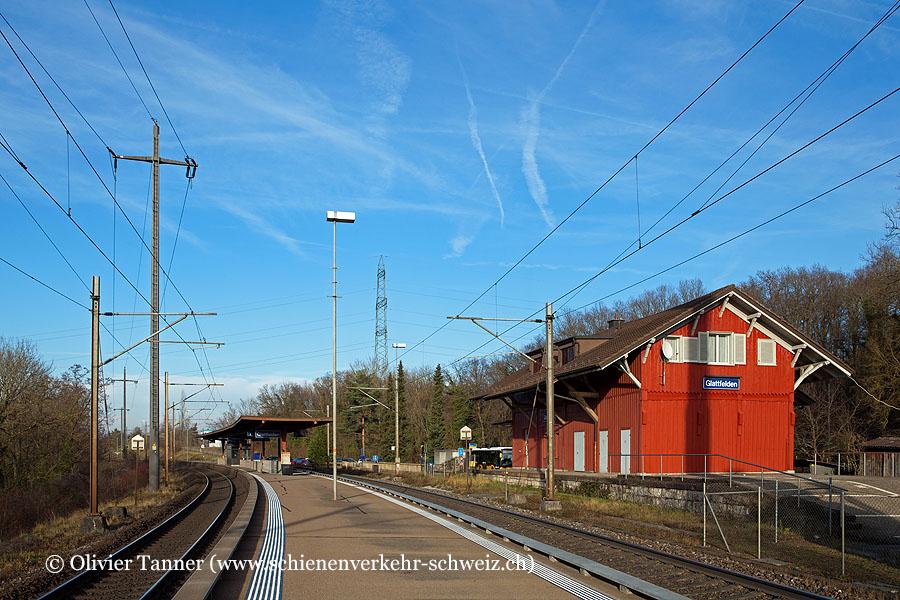 """Bahnhof """"Glattfelden"""""""