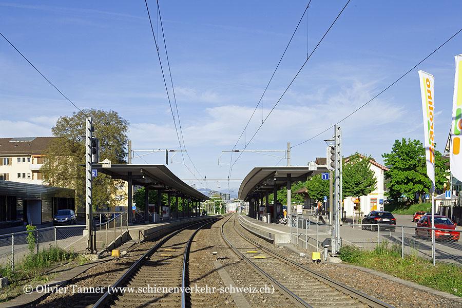 """Bahnhof """"Goldach"""""""