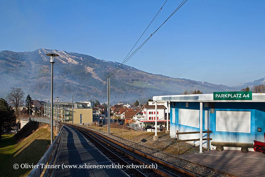 """Bahnhof """"Goldau A4"""""""