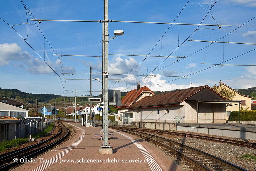 """Bahnhof """"Gontenschwil"""""""