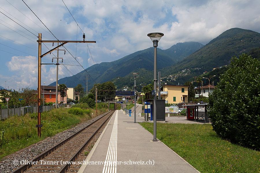 "Bahnhof ""Gordola"""