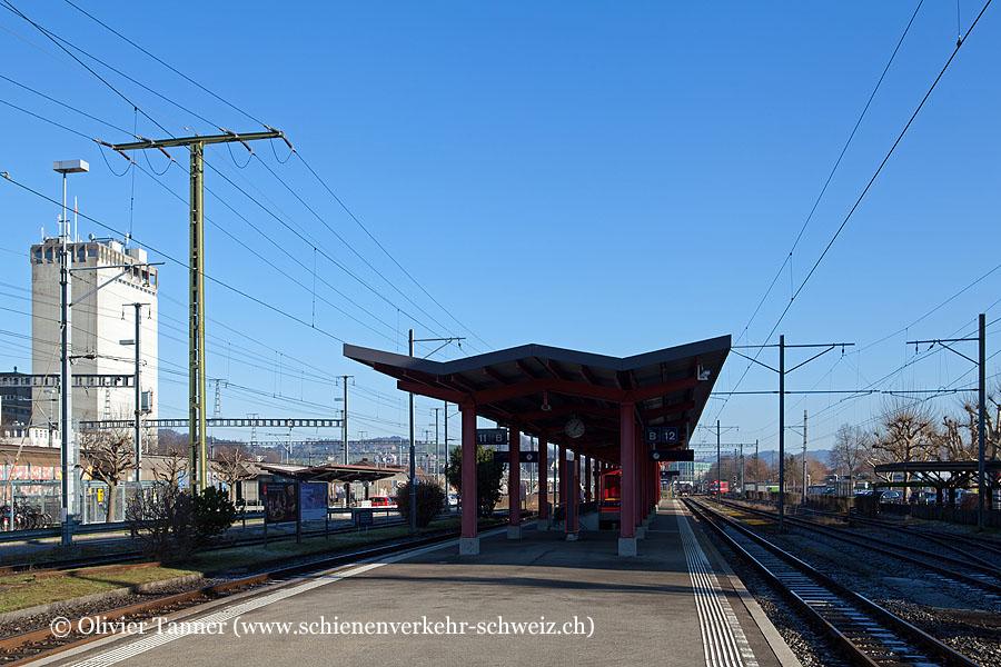 """Bahnhof """"Gossau SG AB"""""""