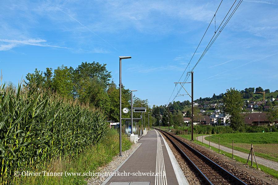 """Bahnhof """"Gränichen Oberdorf"""""""