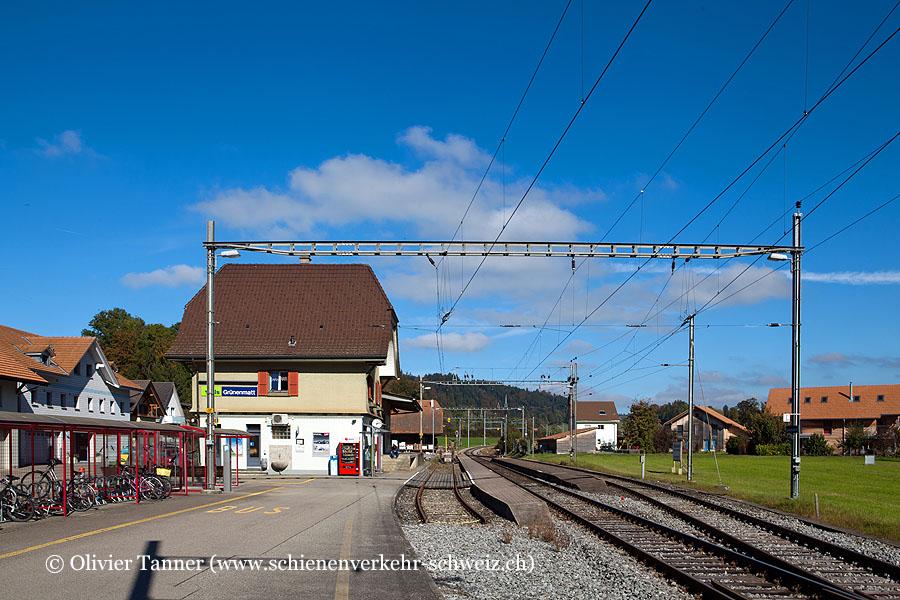 "Bahnhof ""Grünenmatt"""