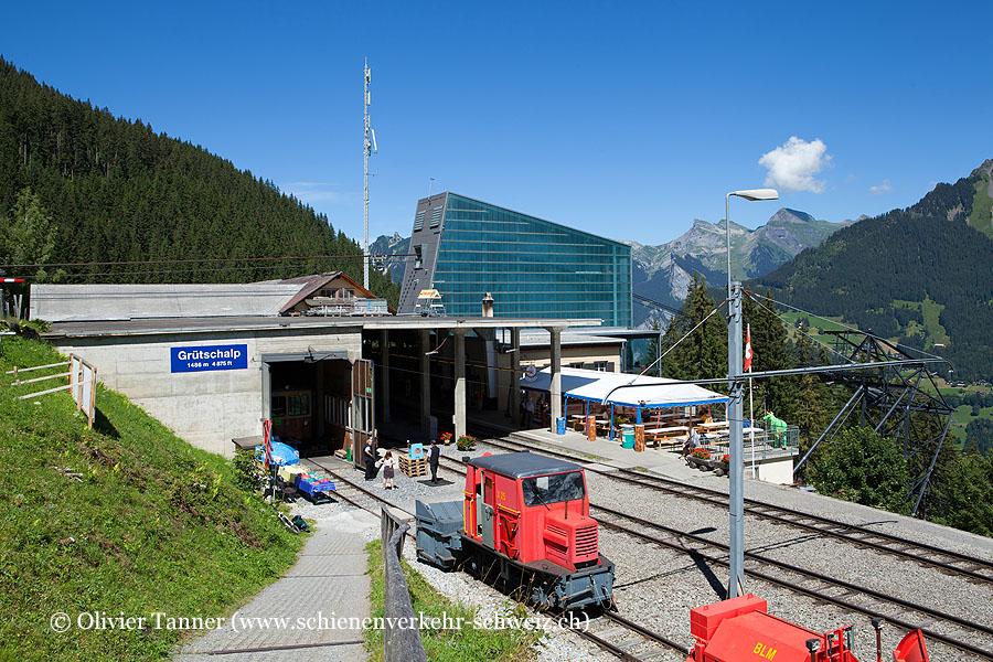 "Bahnhof ""Grütschalp"""