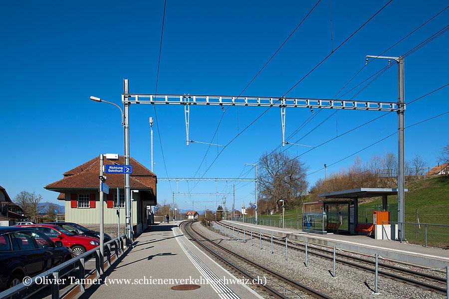 "Bahnhof ""Grafenried"""