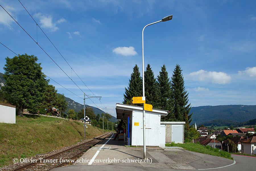 """Bahnhof """"Grandval"""""""